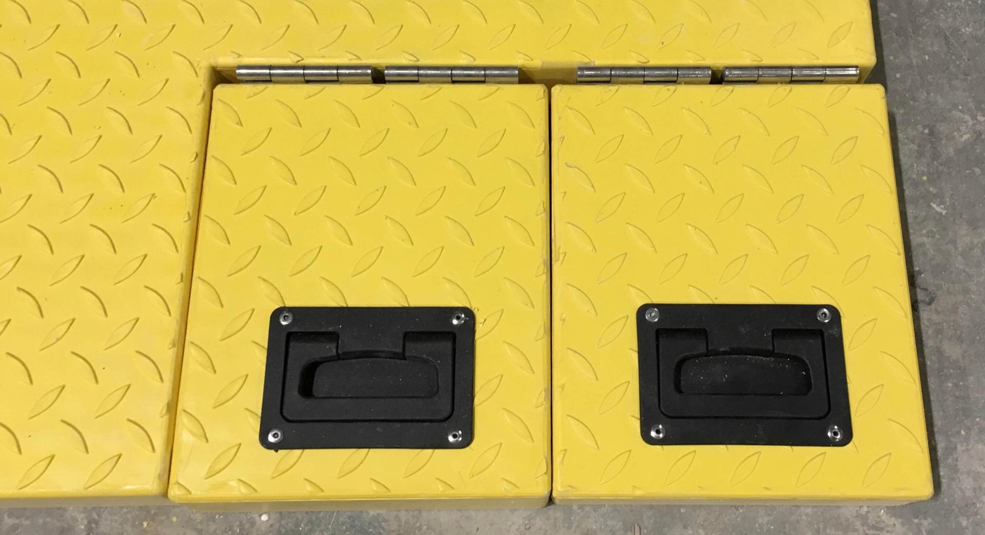 planchers et caillebotis en composite