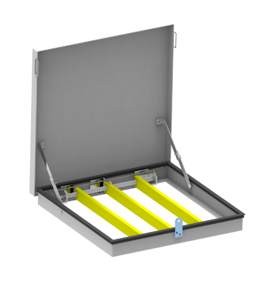 trappe composite idréva