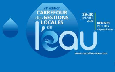 21ème édition du Carrefour des Gestions Locales de l'Eau
