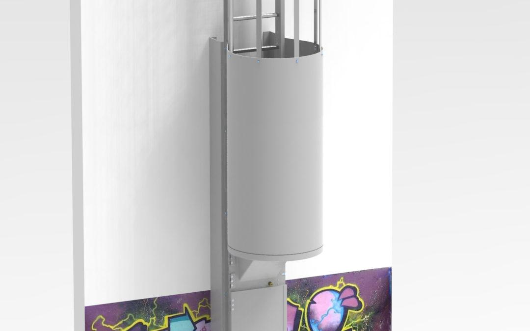 Sécurisez vos accès avec l'échelle d'accès sécurisée en composite idréva
