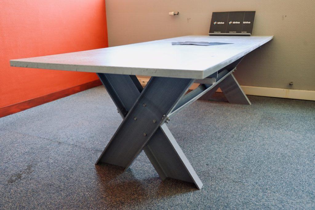 Table composite Idréva