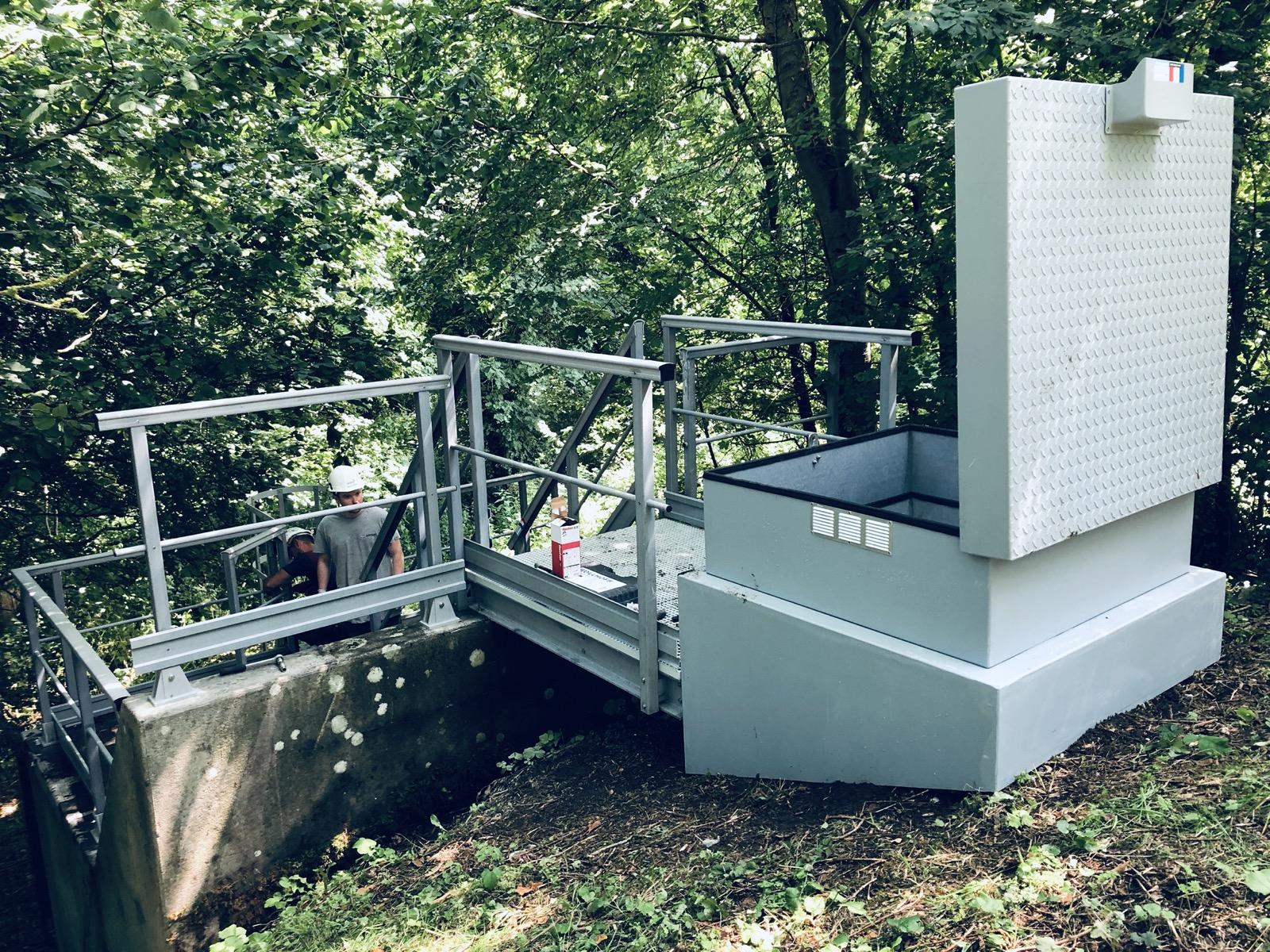 trappe composite anti-intrusion eau potable