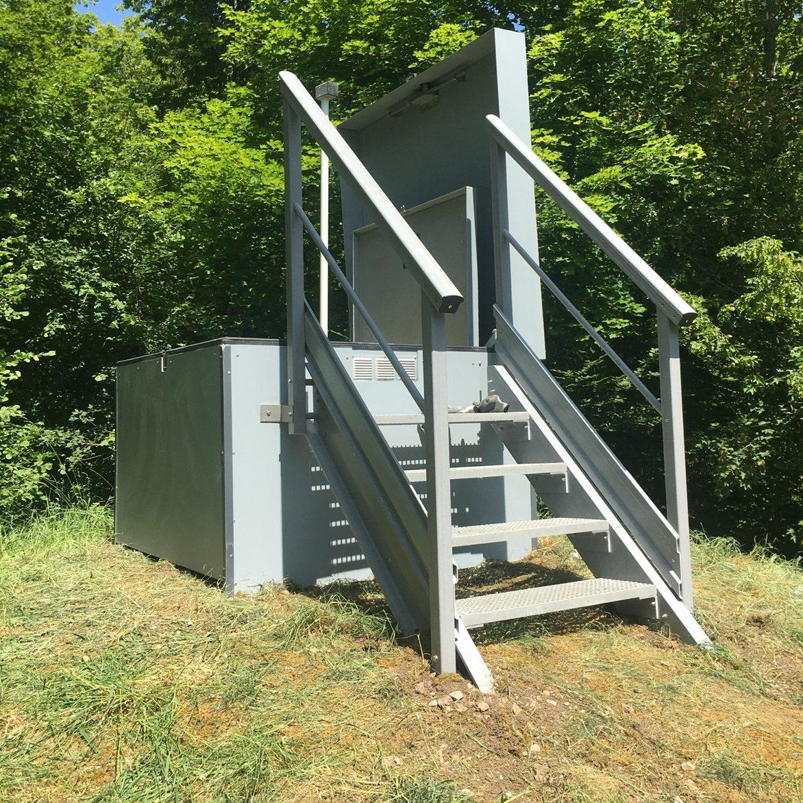 sécurisation réservoir eau potable