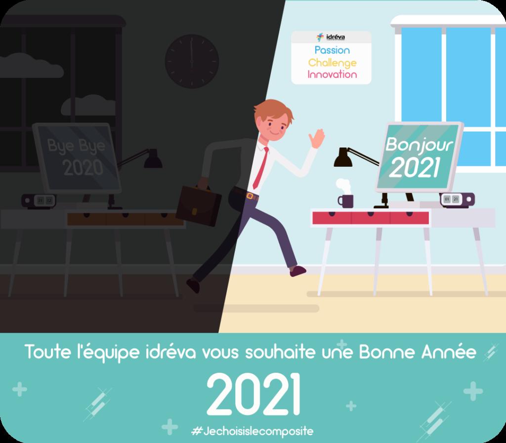 Bienvenue en 2021