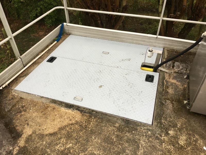 plancher en composite idréva